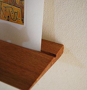 木製<br /> <br /> 壁掛棚/ウォールシェルフ