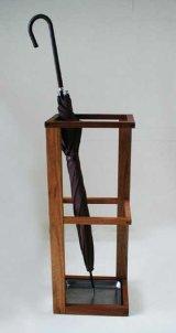 木製傘立て・CRUNK(クランク)【送料無料】(無垢家具通販イオリスペース)